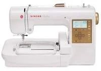 Singer S10 Studio embroidery machine 2