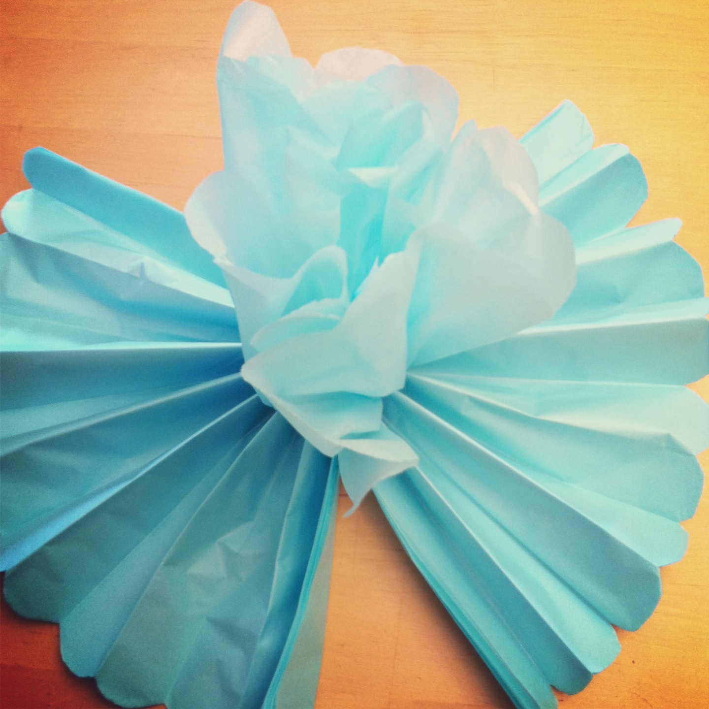Tutorial- How To Make DIY Giant Tissue Paper Flowers ...
