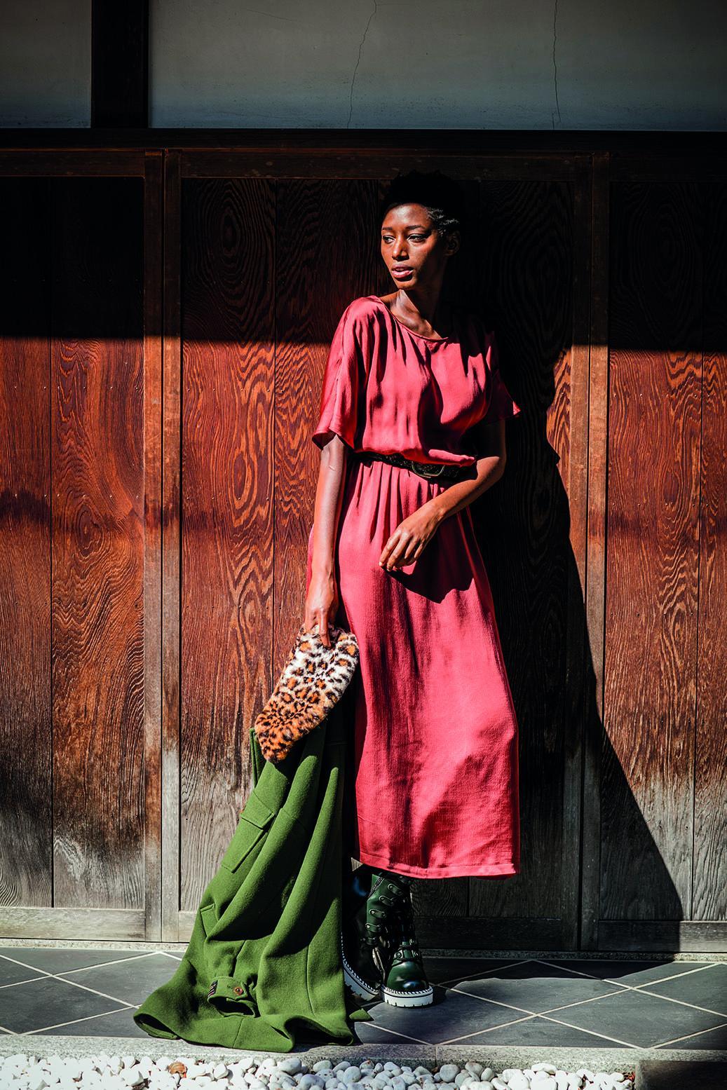 guilia dress by Fibre Mood