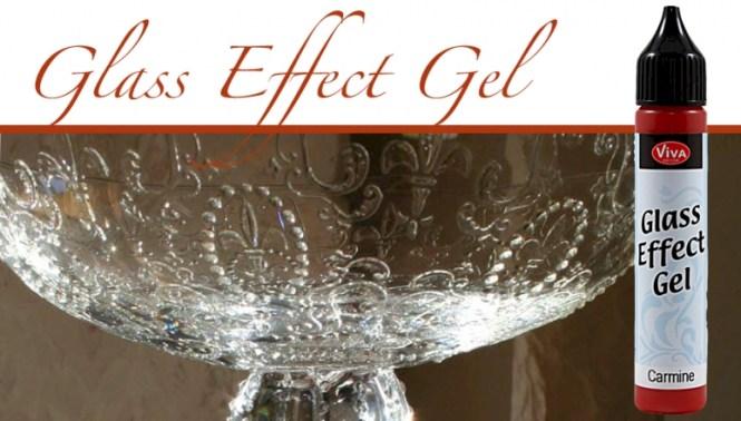 Viva Decor Gl Effect Gel 25ml Turquoise