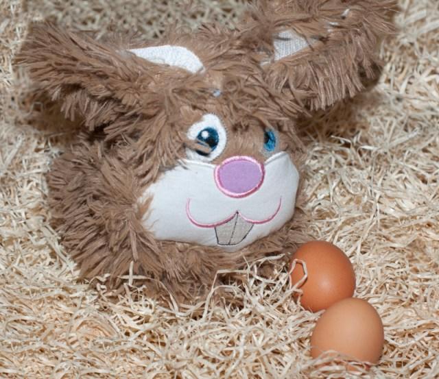 Riesenhase-Eier