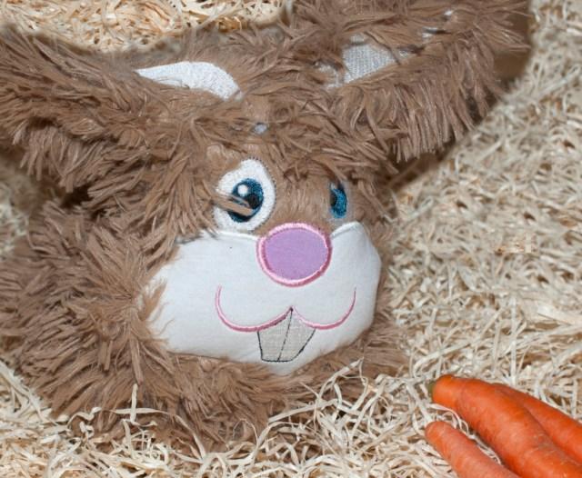 Riesenhase-Karotten