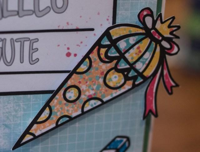 Detailbild Schultüte