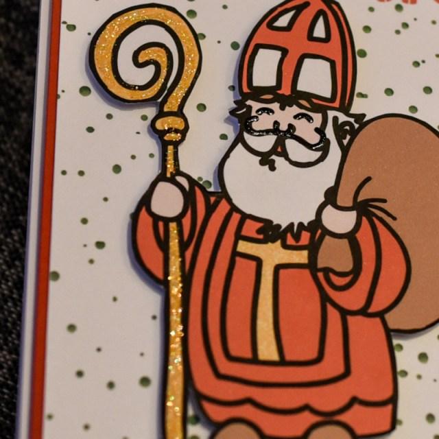 Nikolaus mit Bischoffsstab