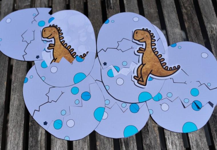Einladungskarte-Dinoparty-Leonie-2