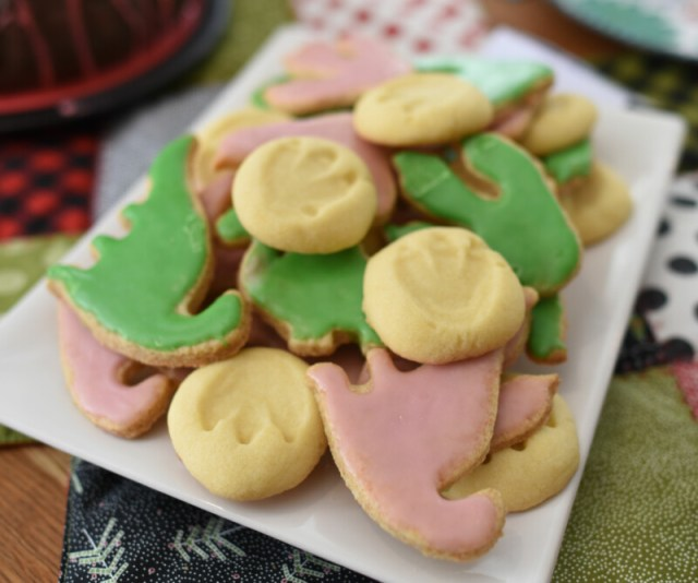 Dinos als Kekse