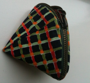 sewing dumpling pouch