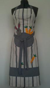apron front closure
