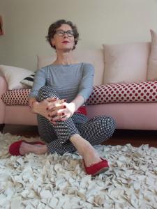 Looking like Audrey Hepburn
