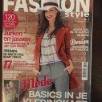 First Dutch Patrones fashion magazine