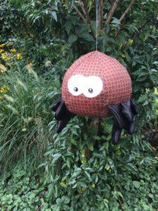 Silky Mamma Spider