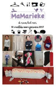10 afgeronde naaiprojecten voor 1 januari 2017