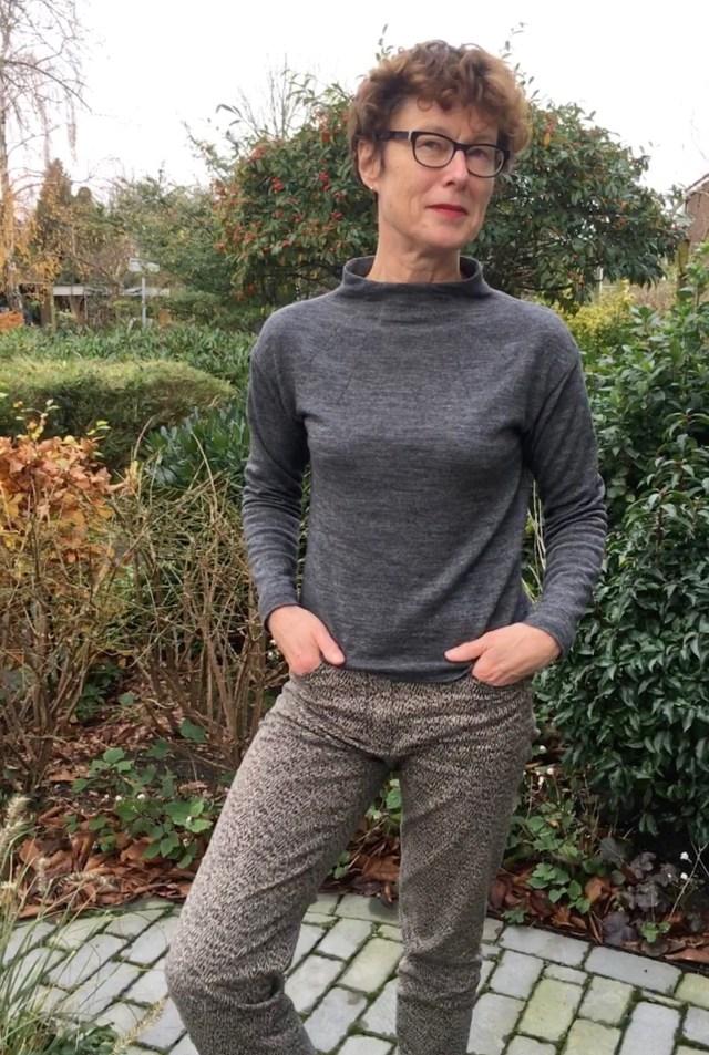 Named Talvikki sweater versie 2