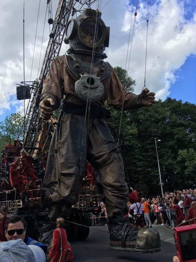 Royal de Luxe Giants