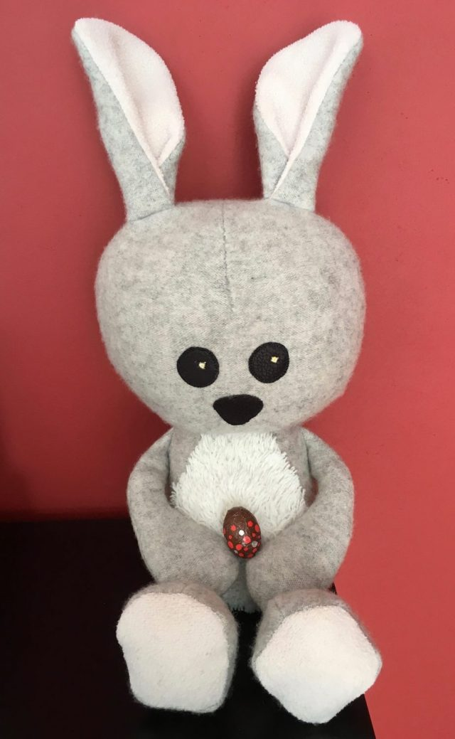 Misty's Whimsies Bunny called Cotton