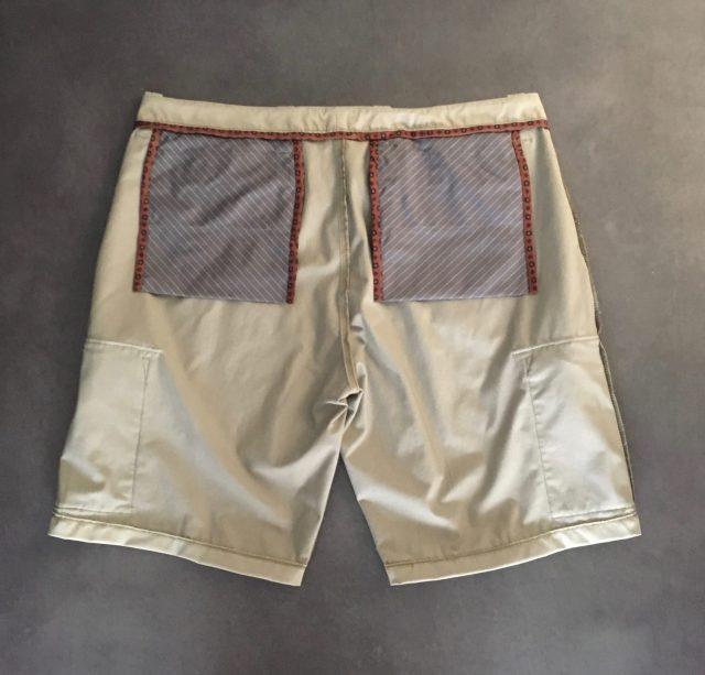 achterzakken Men's cargo Shorts