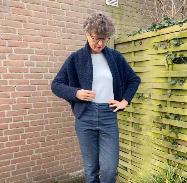 Style Arc Palermo Knit Jacket