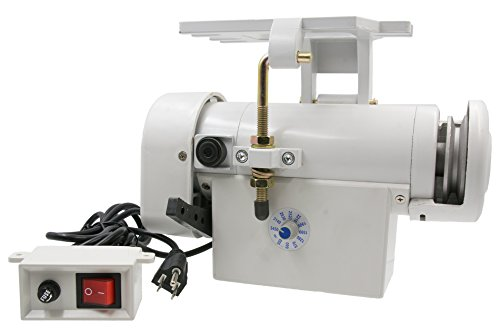 Consew Industrial Sewing Machine Servo Motor - 550 Watts