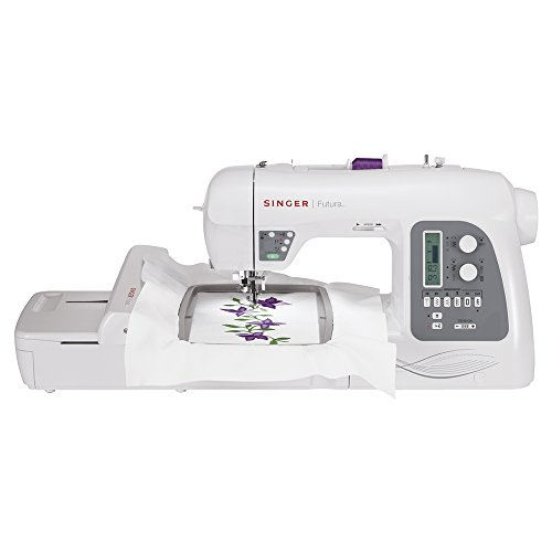 Singer Futura XL-550 Embroidery and Sewing Machine