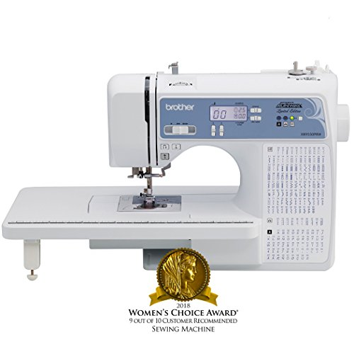 Brother Computerized Sewing Machine, XR9550PRW