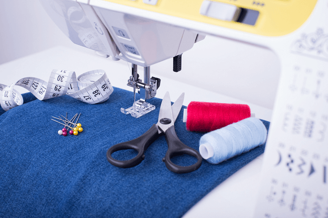 How to Set Up Sewing Machine for Denim