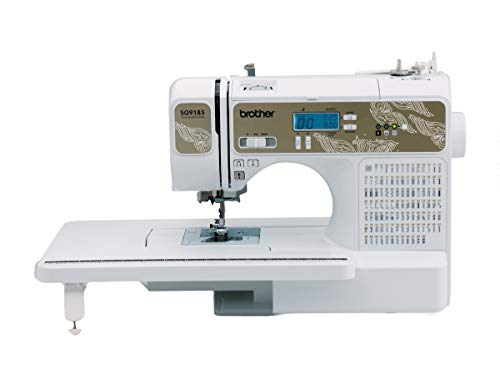 Brother RSQ9185 Computerized Sewing And Quilting Machine