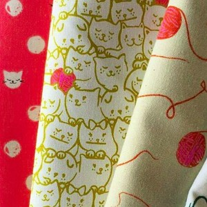 Cat Lady is full of whimsy, color, and movement.