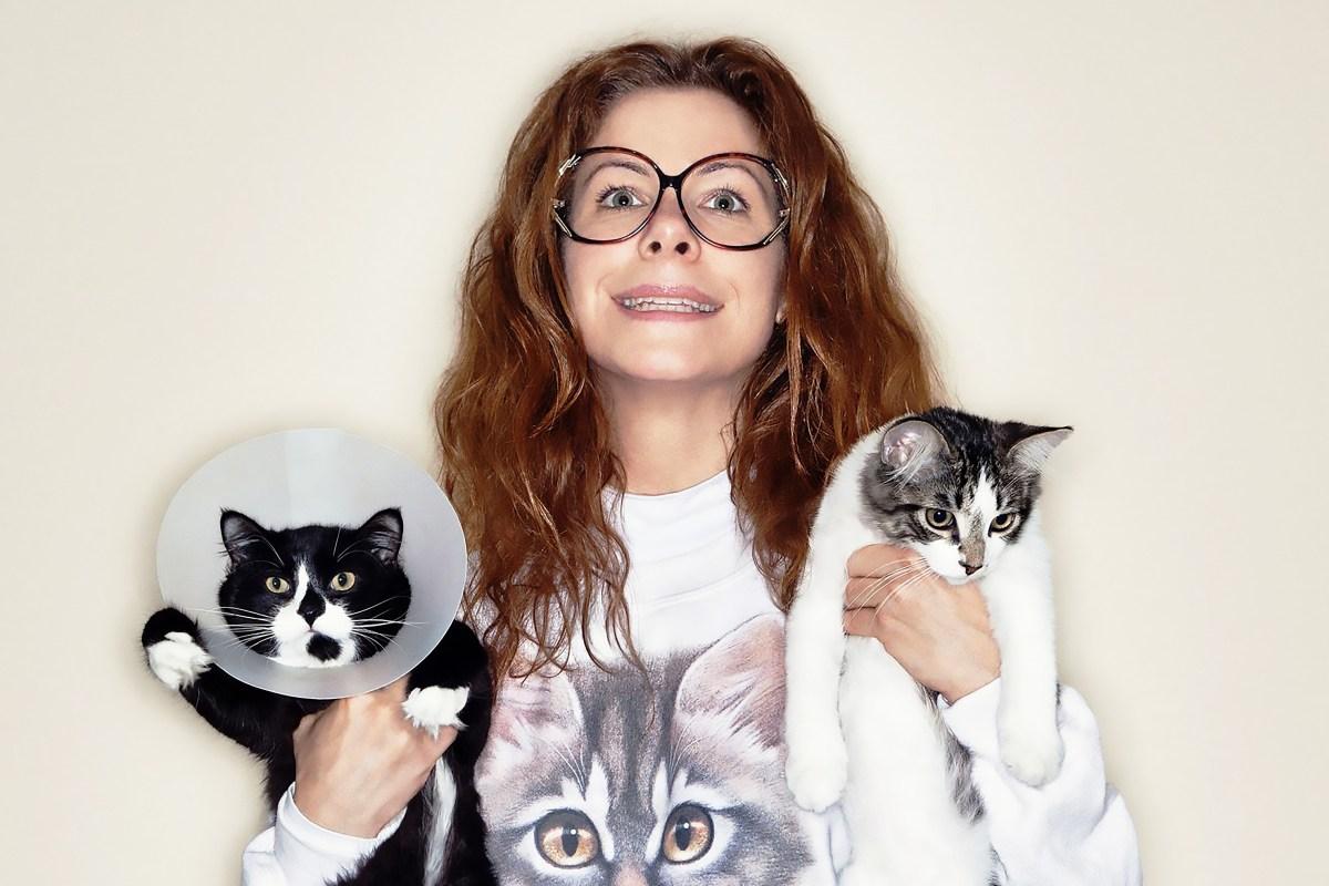 Fabric Trend: Crazy Cat Lady