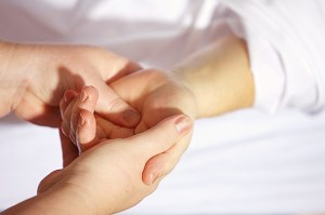 Carpal Tunnel Syndrome (CTS) is a repetitive motion injury in the wrist.