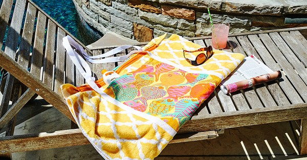 Beach Towels for Sewing Projects