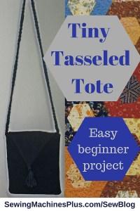 Small purse tutorial.