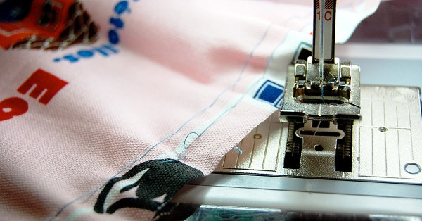 Getting Through a Sewing Lull