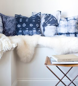 Pillow project at Room for Tuesday