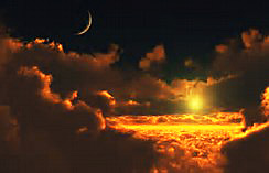 """She said, """"Shoot for the sun, the moon, and the stars, and then we will go from there."""""""