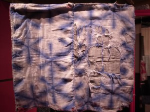 Authentic Japanese Boro, Boro Mending,and Boro-Inspired Patchwork