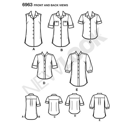 Buy Sewing Patterns Online Australia and New Zealand. Flat