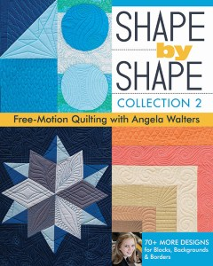C&T Publishing book shape by shape collection 2 cover