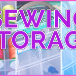 Sewing Room Organization + Storage Solutions   BINS & THINGS