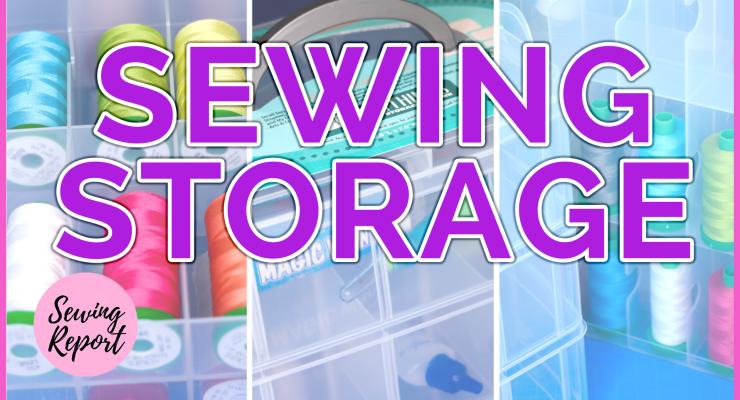 Sewing Room Storage Bins Thumbnail