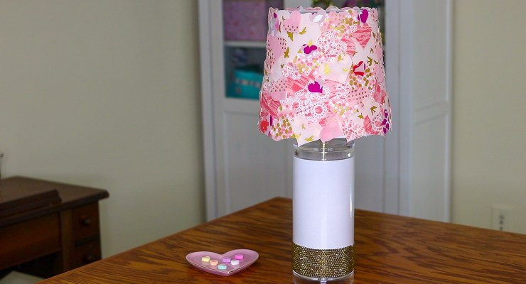 DIY Lampshade Project