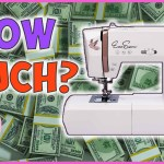 How Much Money Should You Spend Buying a Sewing Machine?
