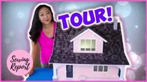 Dollhouse Tour Beachside Bungalow
