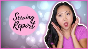 Sewing Report Trailer 2018