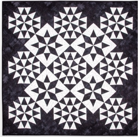 Accuquilt Morning Star Quilt
