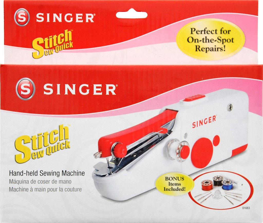 Singer Stitch Sew Quick Review