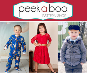 Peek A Boo Pattern Shop