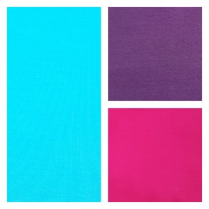 Cotton Lycra Custom Colours
