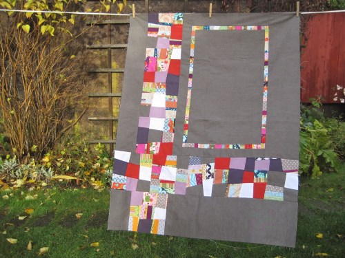 sewkatiedid/9-boxed quilt