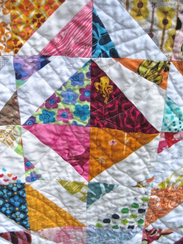 sewkatiedid/double-trouble quilt