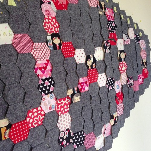 Sewkatiedid/Somewhat Circular Quilt